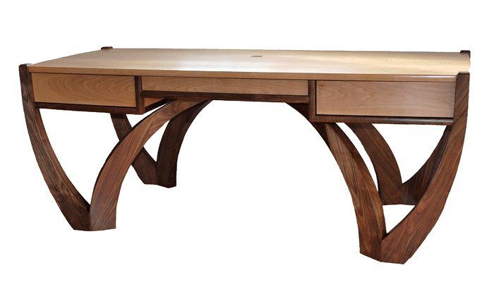 organic fine art furniture, unique custom designs