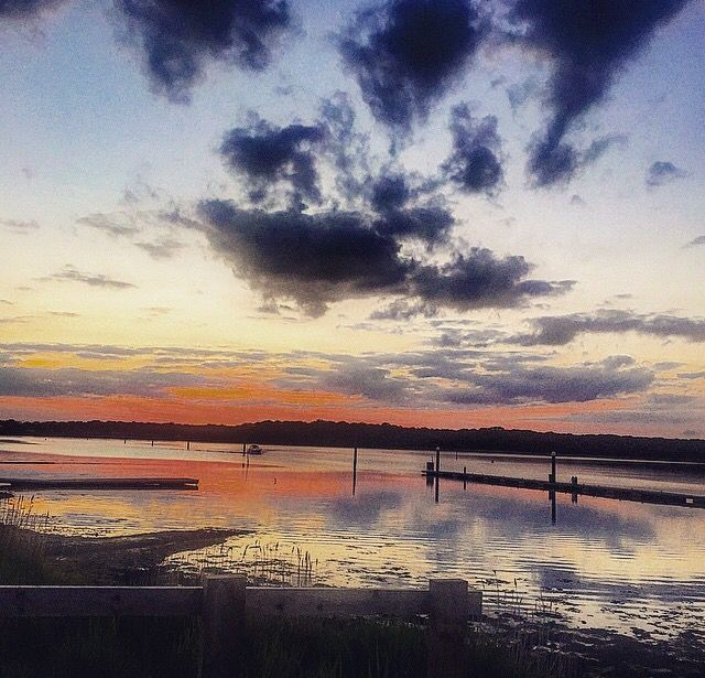 Chichester harbour by Lizzie Reakes
