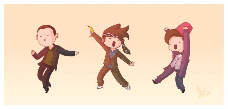 9 Доктор,девятый доктор,Доктор (DW),Таймлорды,Doctor Who,Доктор кто, DW,фэндомы,10 Доктор,Десятый Доктор,11 Доктор,Одиннадцатый доктор,DW Art