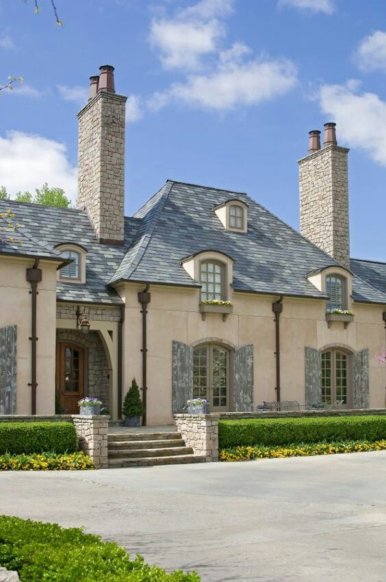 French Country Home Interior Design: French Country Home Plans Jack Arnold