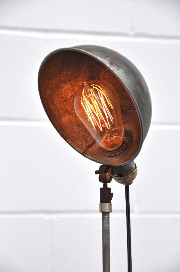 industrial light.