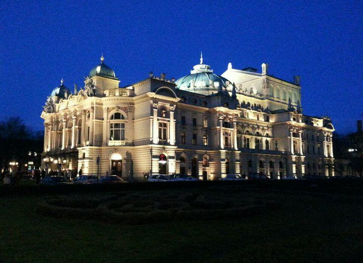 Teatr J. Słowackiego w Kraków