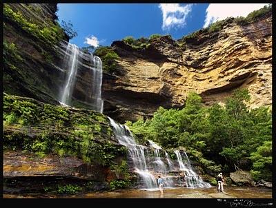 Katoomba Falls - Blue Mountains, AUS