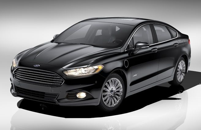 ford fusion hybrid no heat