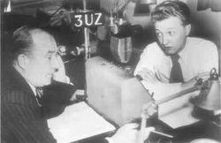 Graham Kennedy & Nicky Whitta (Radio) 1950s