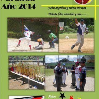 Béisbol y Softbol Miranda Año 2014 5 años de gráficas y noticias año 2014 Historia, fotos, entrevistas y más…… Autor: Profesor: Luis Eduardo Camacho   1 H. http://slidehot.com/resources/beisbol-y-softbol-miranda-2014.62061/