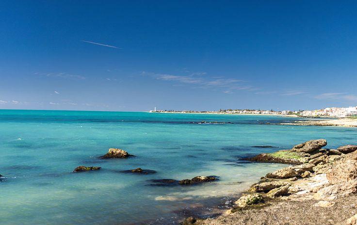 Amazing sea at Marina di Ragusa #Sicily
