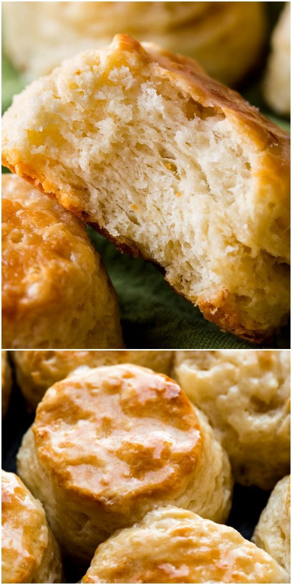 You Only Need 6 Ingredients And About 30 Minutes To Whip Up These Ultra Buttery Golden Brown Mega Flaky Butte Buttermilk Biscuits Recipes Bread Machine Recipes