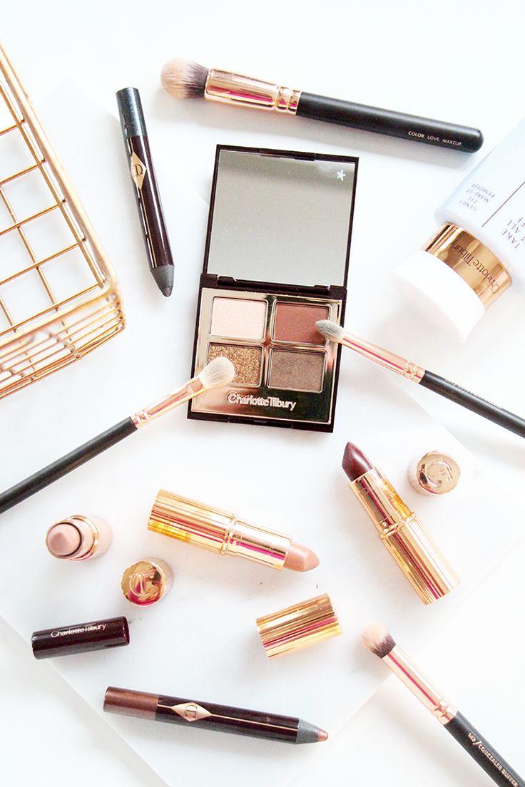 Charlotte Tilbury Beauty Review, Dolce Vita Eye Palette