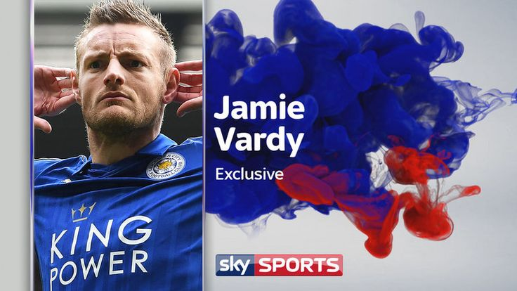Jamie Vardy 'happy' at Leicester but urges team-mates to stay with Foxes