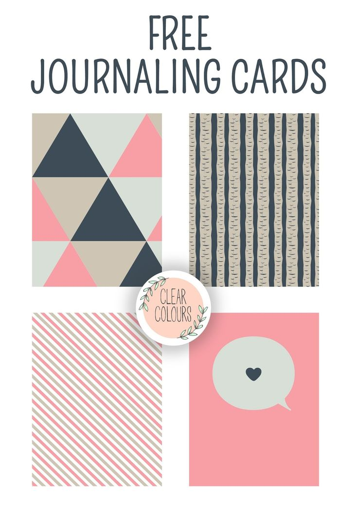 Quality DigiScrap Freebies: Pocket Cards freebie from Clear Colours