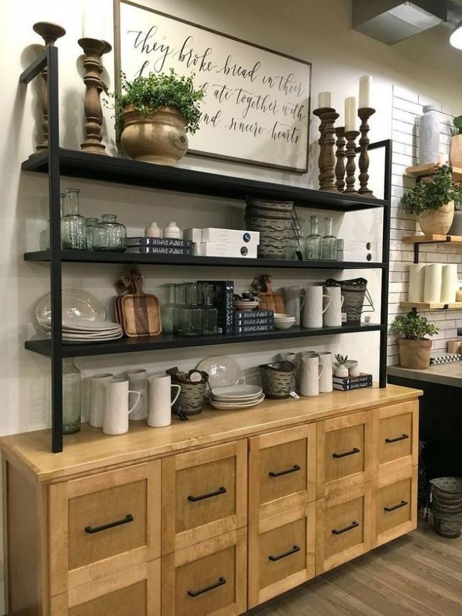 24 Farmhouse Kitchen Decor Joanna Gaines Magnolia …