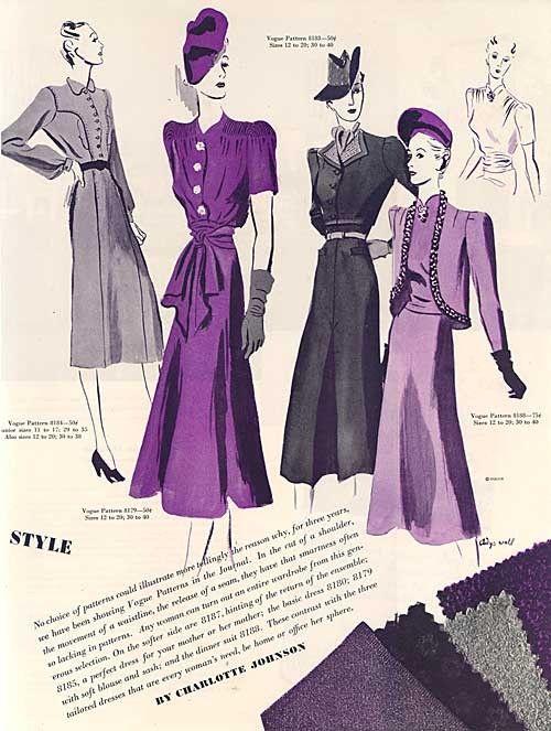 moda anni 30 - Cerca con Google
