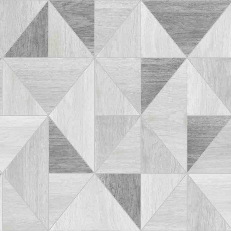 Apex wood grain grey wallpaper FD2226. From the fabulous Apex collection is this modern wood grain effect wallpaper in grey with a silver metallic outline.