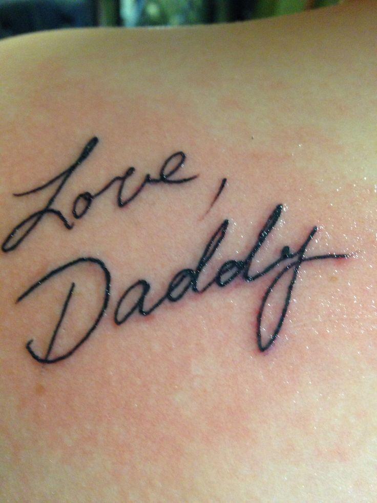 best 25 handwriting tattoos ideas on