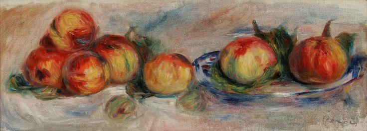 Pierre-Auguste-Renoir-Still-Life-with-Apples