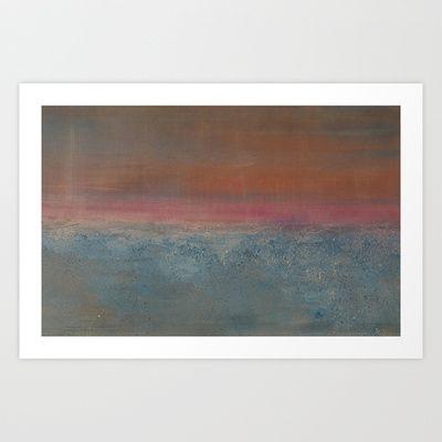 Morning Colour Art Print by Adam Craemer - $19.90