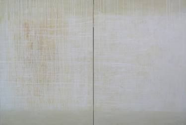 "Saatchi Art Artist Doris Duschelbauer; Painting, ""EL FILAMENTO (SOLD)"" #art"