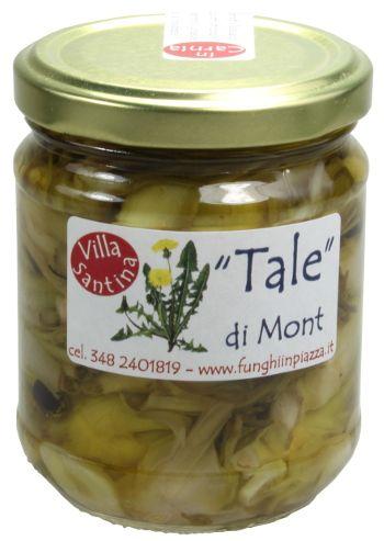 Friuli Wine & Food | Prodotti | Tale di mont di Funghi in Piazza