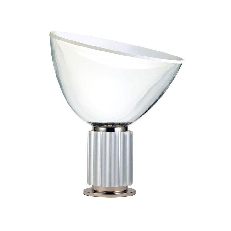 Taccia Small Anodiserad aluminium Bordslampa | Flos | Länna Möbler | Handla online