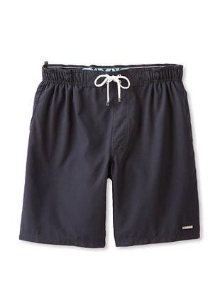 70% OFF 2(X)IST Men's Maui Core Board Short (Black)