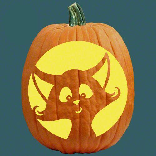 easy pumpkin carving patterns | Pumpkin Carving Patterns - Halloween Mega Packs