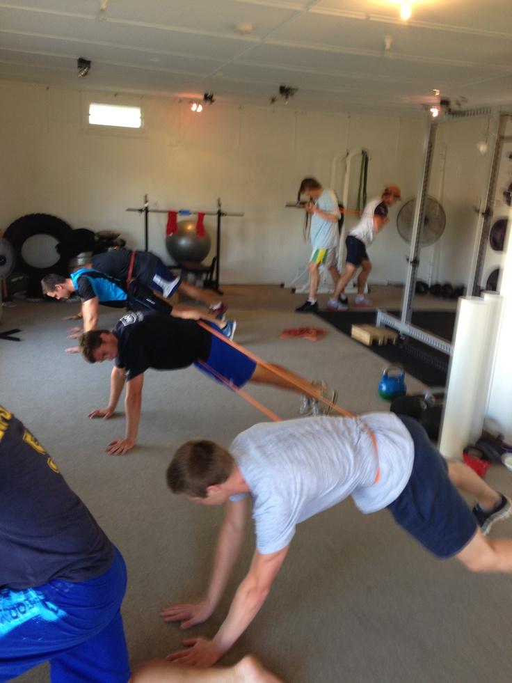 Team Core Training
