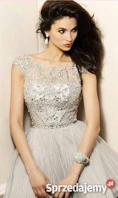 Suknia Ślubna SHERRI HILL  #slub #wesele #suknia #panmlody #pannamloda