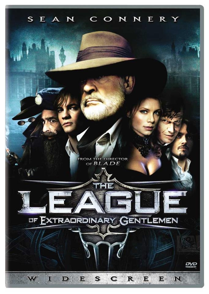 The League of Extraordinary Gentlemen ( 2003 )     In an alternate Victorian Age world, a group of famous contemporary fantasy, SF and adventure characters team up on a secret mission