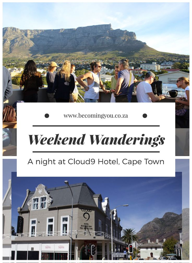 Boutique hotel travel destination in Cape Town, South Africa