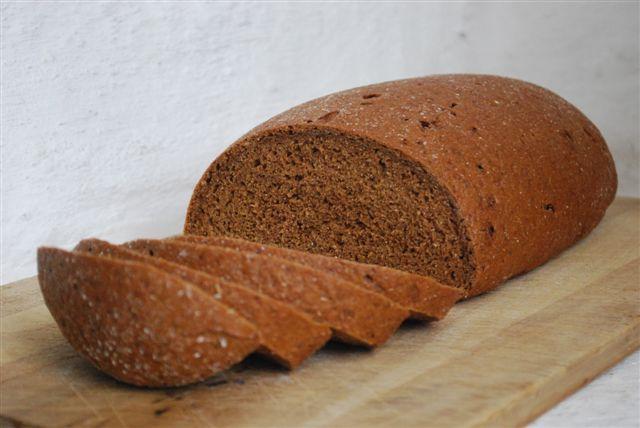 Sønderjysk rugbrød + fremragende opskrift på surdej