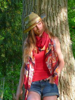 Marisha M: Calamity Jane X Allée du foulard