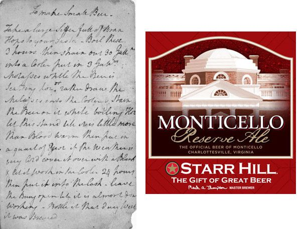 Beer History: Swapping Homebrew Recipes with the Founding Fathers