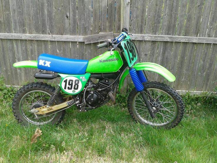 S Kawasaki Dirt Bikes