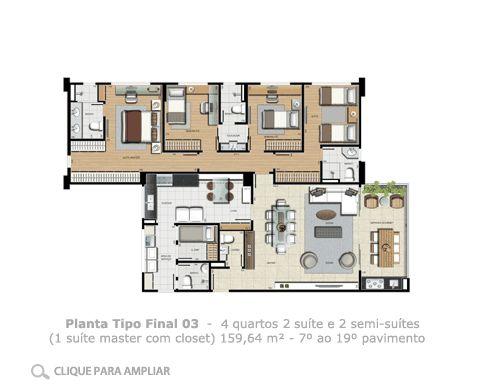 17096 best mimari planlar images on Pinterest Floor plans, House