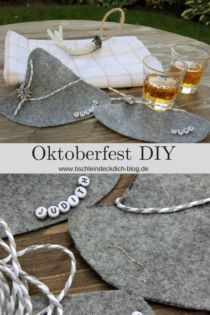 This is fix no. 13 – Making a felt hat – Tischlein deck dich Ideen