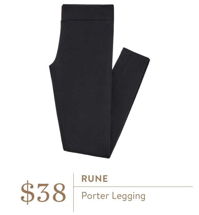 I loved my maternity Rune leggings and would love a regular pair now that I am not pregnant