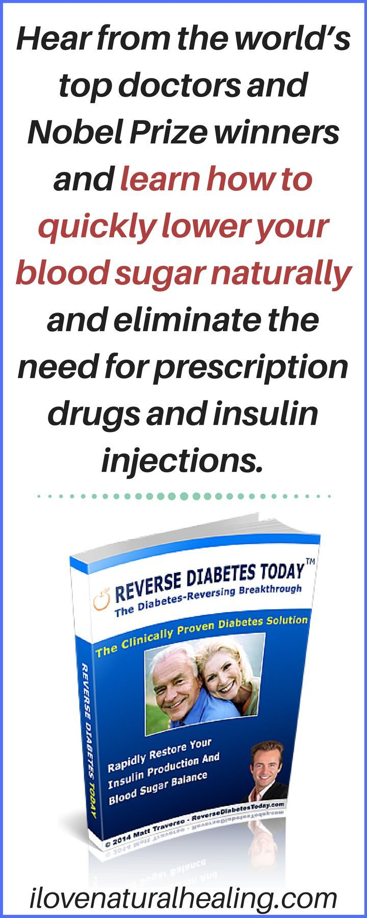 Reverse Diabetes Today - Here's important news for anyone with diabetes. A rem...