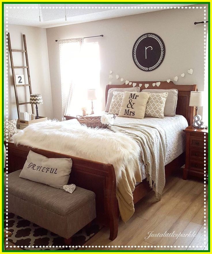 77 reference of Master Bedroom Cozy model homes interior