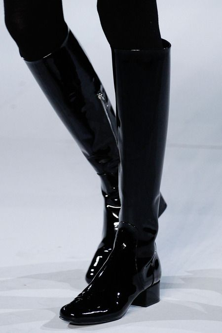 Saint Laurent F/W 2014, Paris Fashion Week