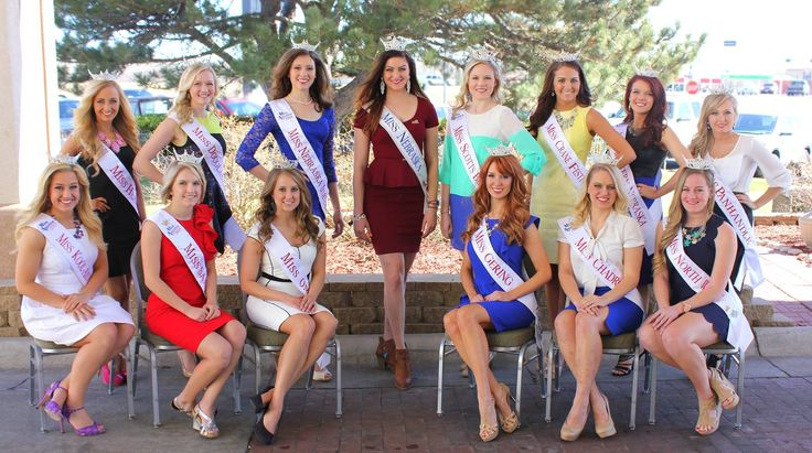 Miss Nebraska 2015 Contestants