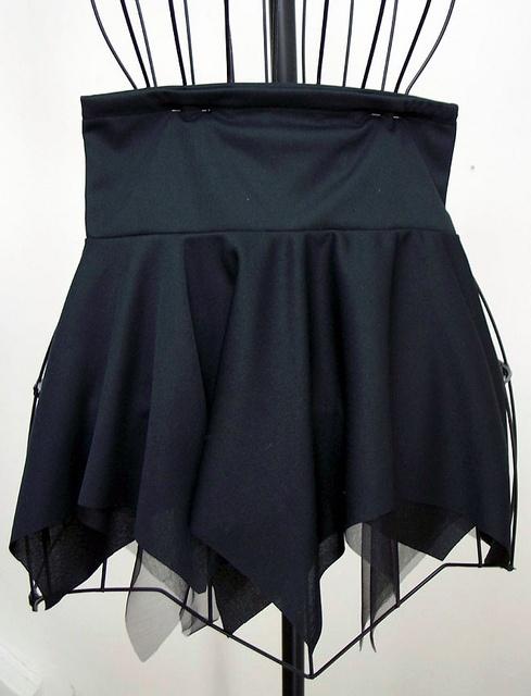 Children's dance skirt: Photo