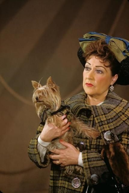 Ethel Merman Gypsy