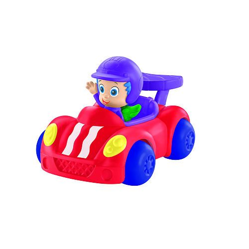 Fisher Price® Bubble Guppies® Vehicle And Figure Set   Gil And Bubble Prix