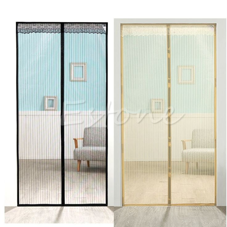 Fly Screen Doors With Magnets