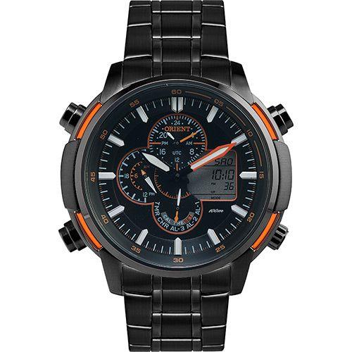 Relógio Masculino Orient Analógico e Digital Esportivo MPSSA004 POPX
