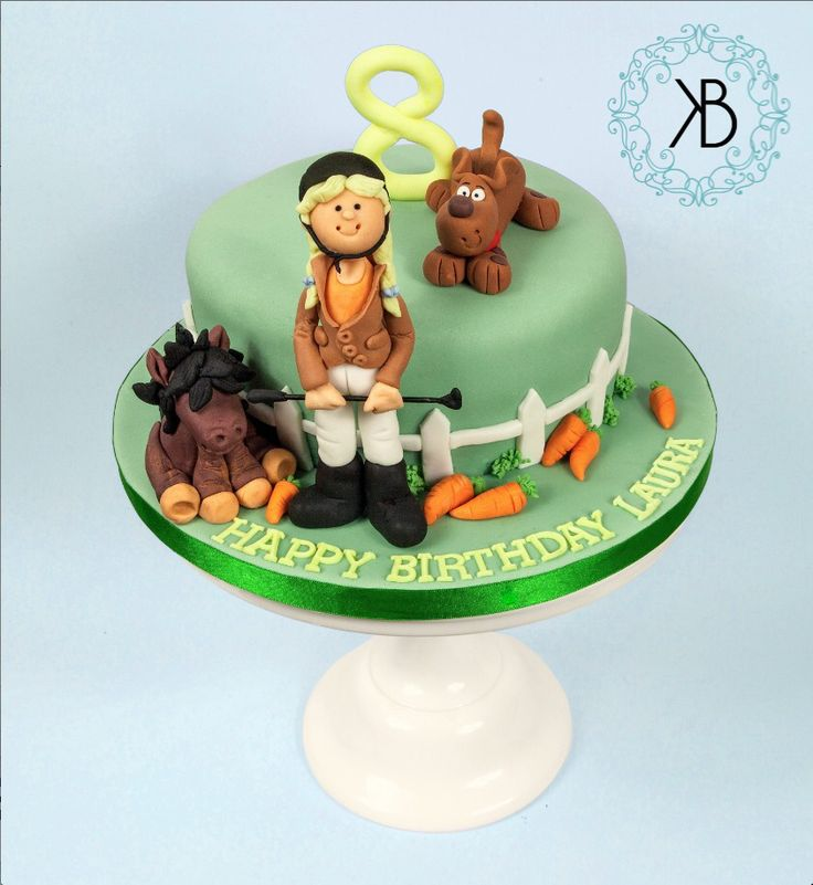 Cake Boss Edible Images : My fondant riding cake-complete with fondant rider, horse ...