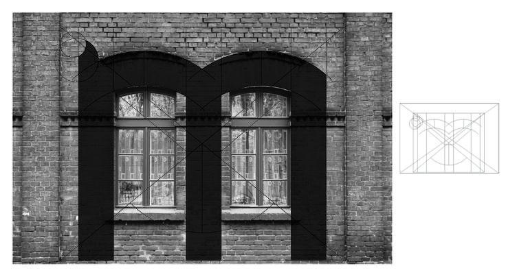 Początek realizacji, która będzie próbowała znaleźć wspólną płaszczyznę pomiędzy typografią i fotografią architektury miejskiej