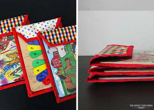 See-Through Puzzle Pouches