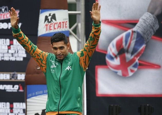 Boxing News: Amir Khan is ready to fight Vijender Singh, and promote Super Boxing League in India